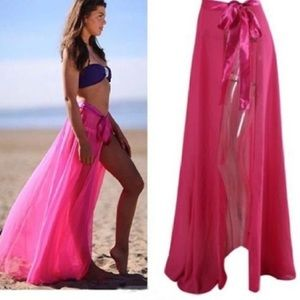 Other - Swim suit Cover Skirt